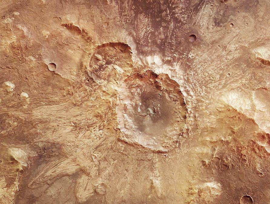 Científicos descubren cómo obtener oxígeno y combustible del agua salada de Marte