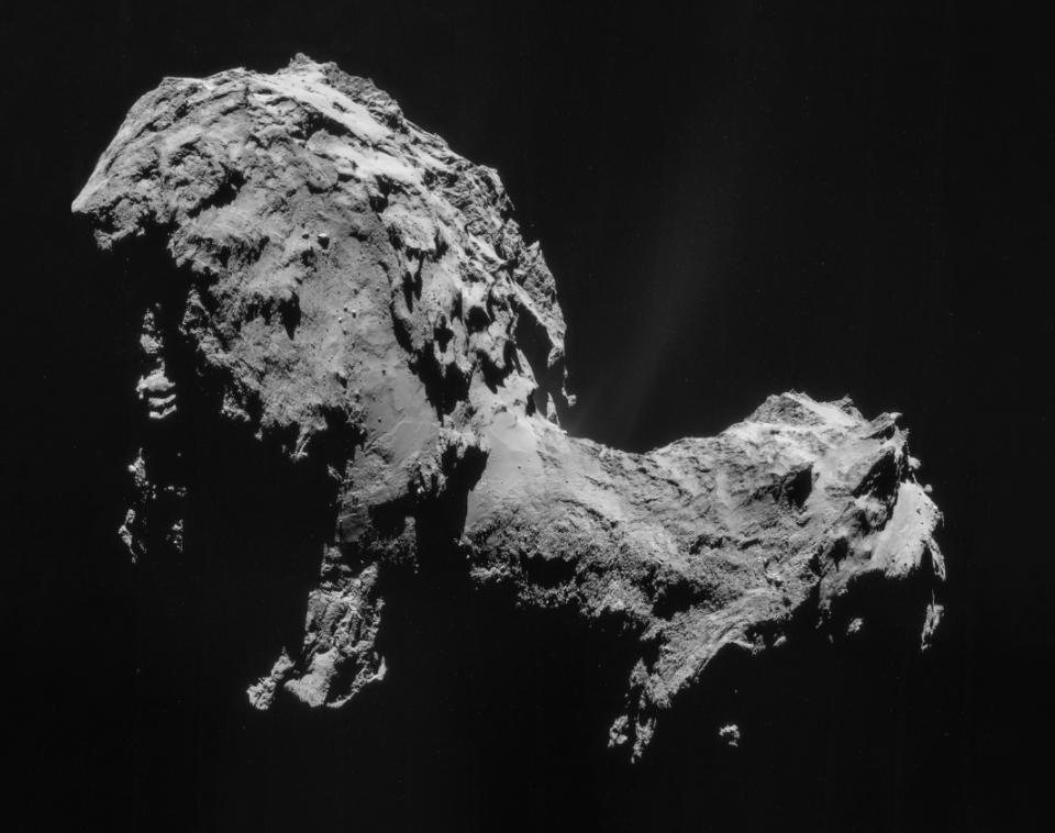 Nuevo estudio encuentra fósforo en un cometa, el elemento esencial para la vida que faltaba encontrar