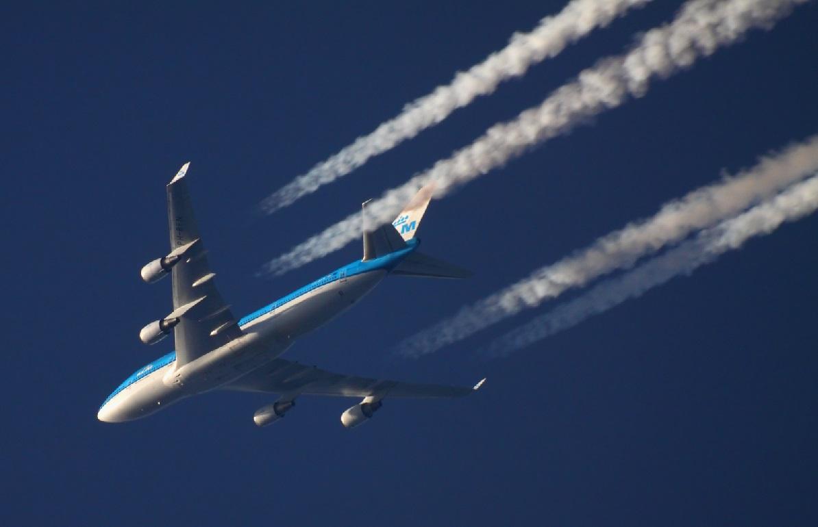 Científicos de Oxford crean un nuevo catalizador que convierte el CO2 en combustible para aviones