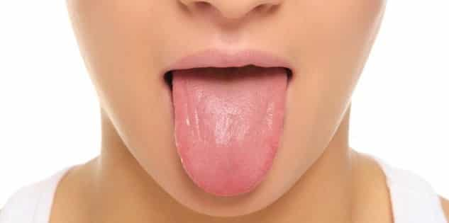 La lengua no detecta los sabores por zonas