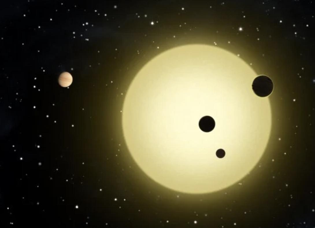 Astrónomos encuentran un inusual sistema planetario que está en armonía orbital casi perfecta