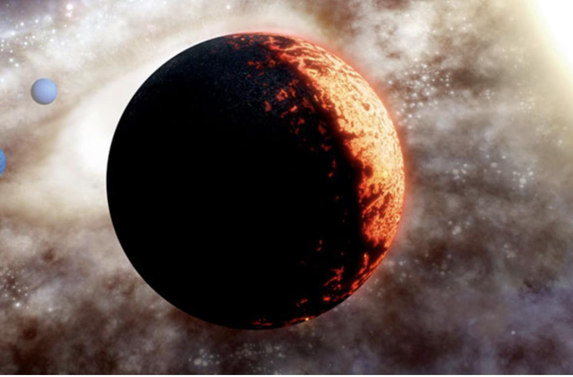 Descubren una 'supertierra' cerca de una de las estrellas más antiguas de nuestra galaxia