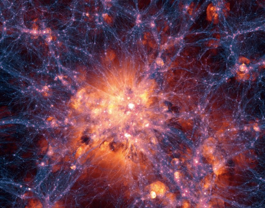 """Increíble: físicos están cada vez más cerca de descubrir qué tan """"pesada"""" es la materia oscura"""