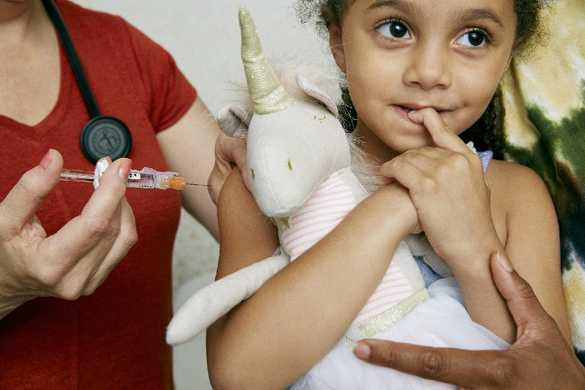 Las vacunas han prevenido la muerte de 37 millones de niños desde el año 2000