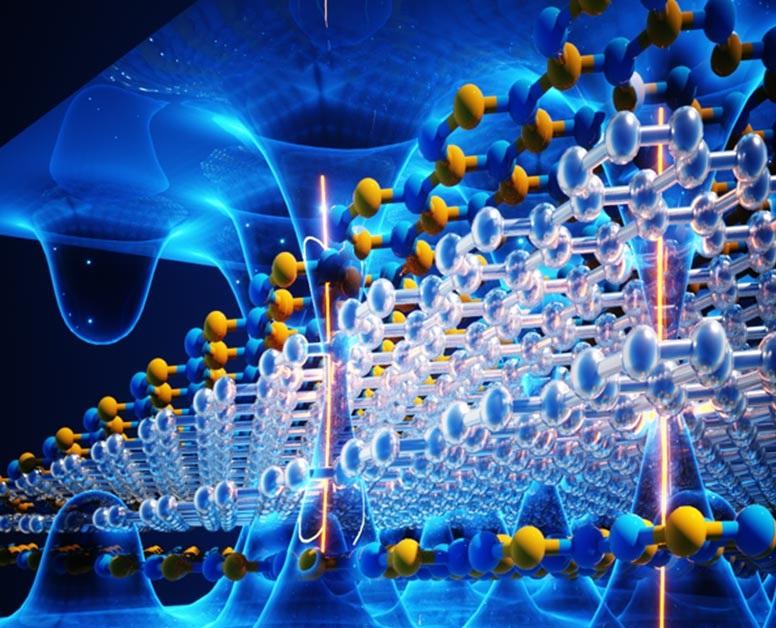 Físicos descubren una importante e inesperada propiedad electrónica del grafeno