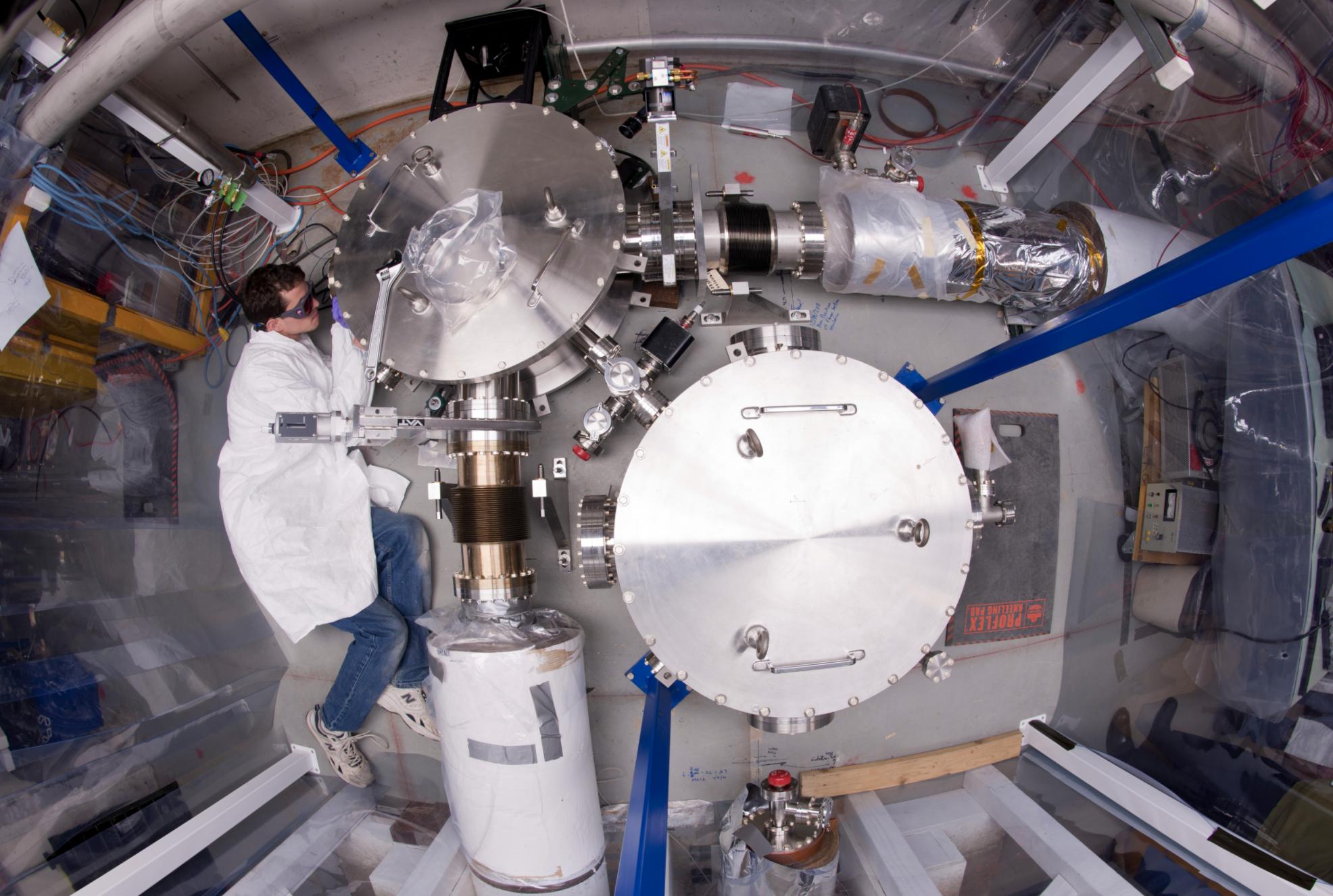 Nueva medición sugiere que el espacio-tiempo es continuo