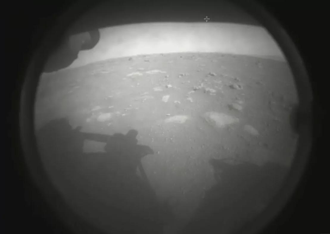 El rover Perseverance de la NASA aterriza en Marte para buscar signos de vida antigua