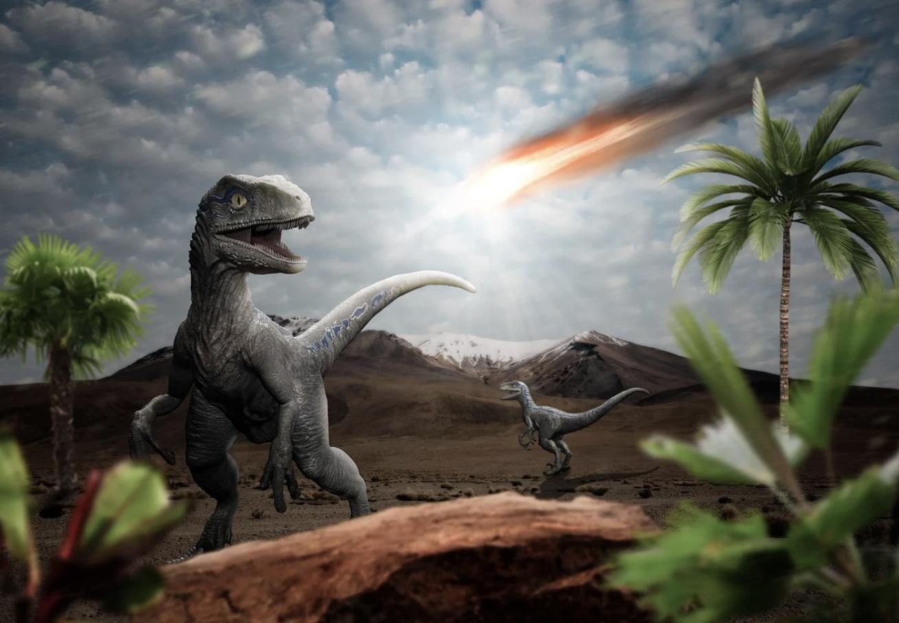 Un asteroide causó la extinción de los dinosaurios, confirma estudio