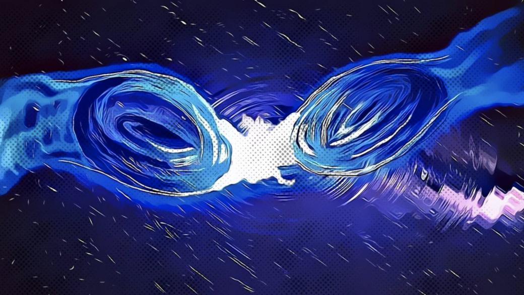 Físicos plantean que la «colisión más grande de agujeros negros» en realidad fue una fusión de estrellas de bosones
