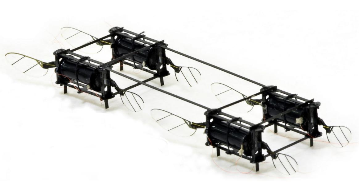Investigadores del MIT presentan nueva generación de drones diminutos, ágiles y resistentes