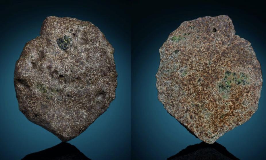 Descubren un meteorito que sería más antiguo que nuestro planeta