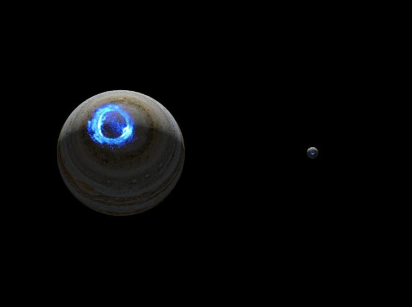 Científicos observan por primera vez el nacimiento de la misteriosa «tormenta del alba» en Júpiter