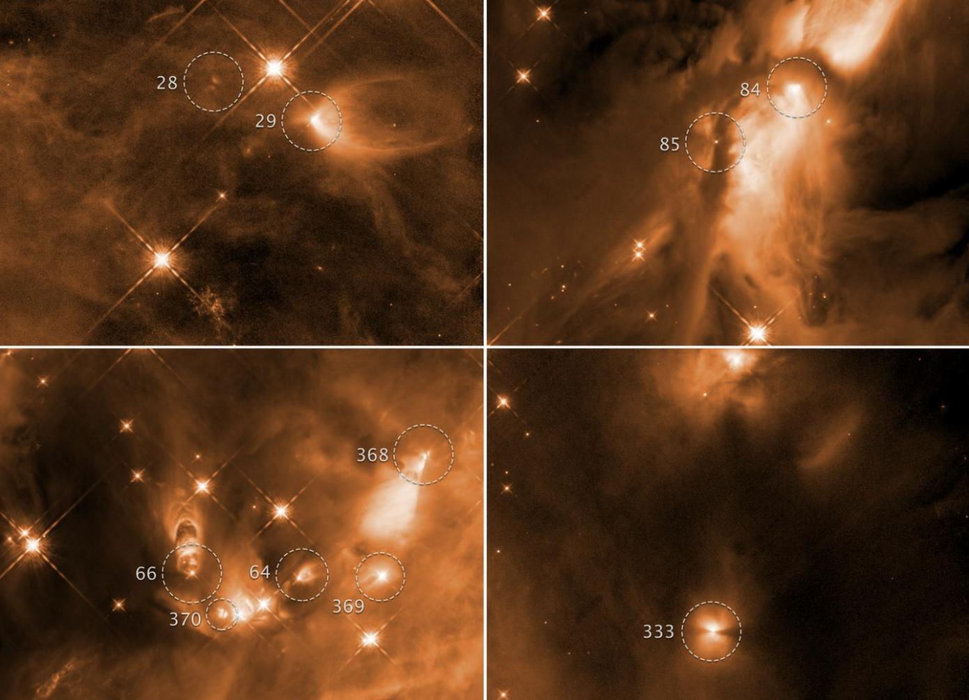 Nuevo estudio pone en duda lo que sabíamos acerca de la formación de estrellas