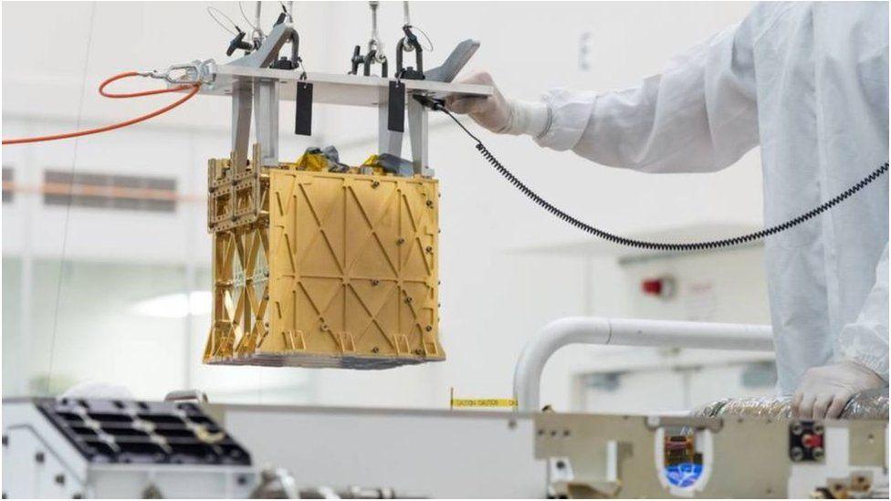 Histórico: Por primera vez se ha producido oxígeno en Marte