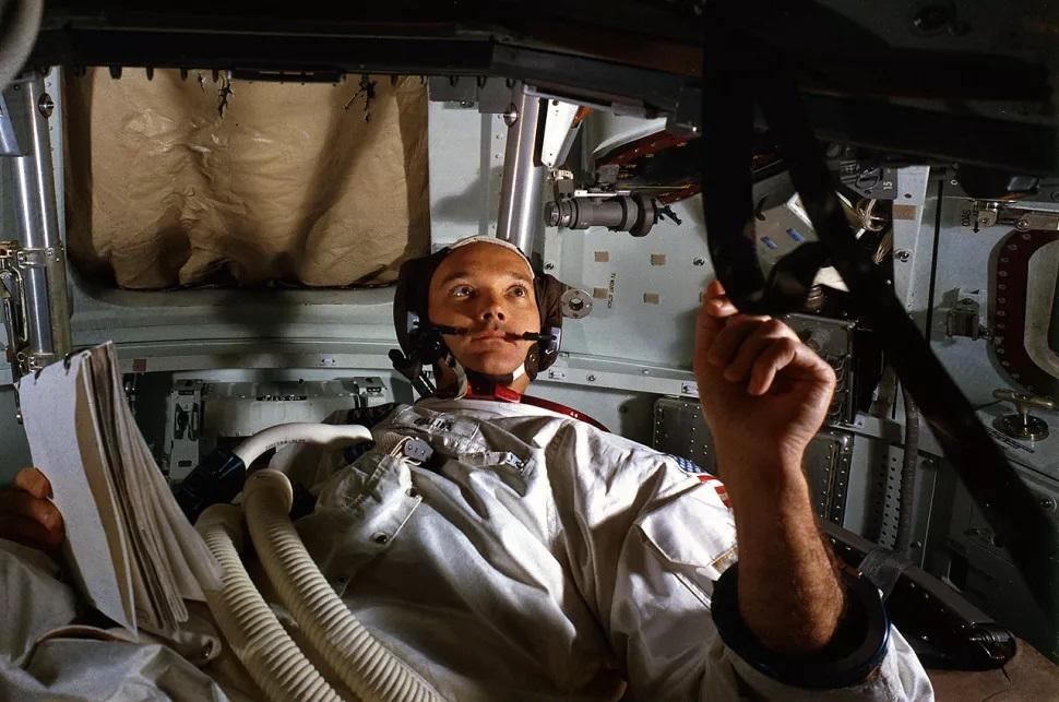 Michael Collins, astronauta del Apollo 11, muere a los 90 años