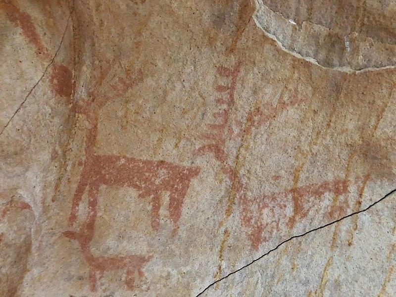 Es probable que los antiguos humanos crearan arte rupestre mientras alucinaban por hipoxia