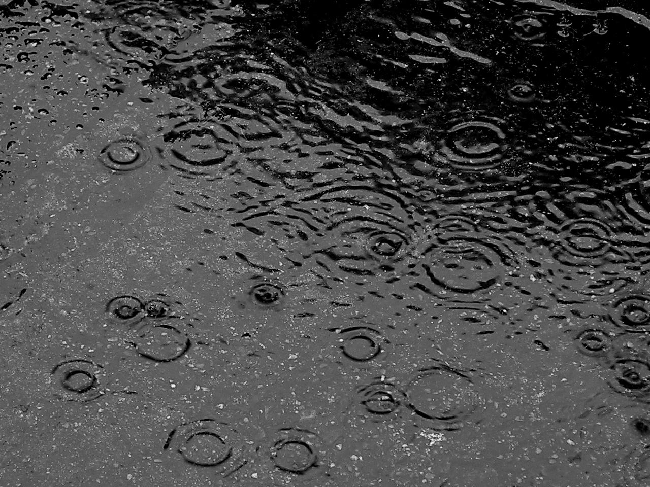 Así lucirían las gotas de lluvia en otros planetas