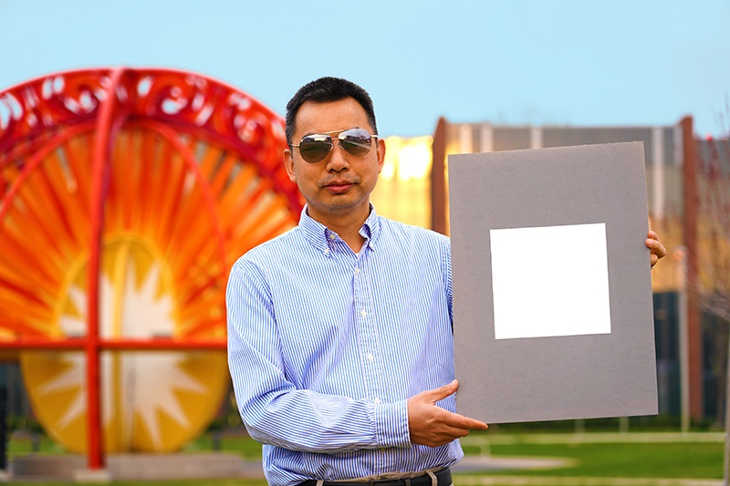La pintura más blanca del mundo ahora refleja el 98,1% de la luz