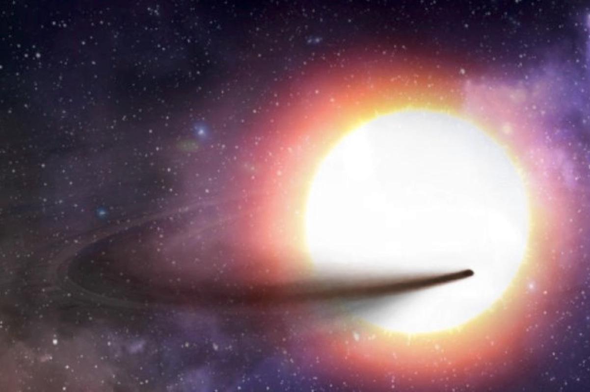 Astrónomos han encontrado una explicación para la lenta pulsación de las gigantes rojas