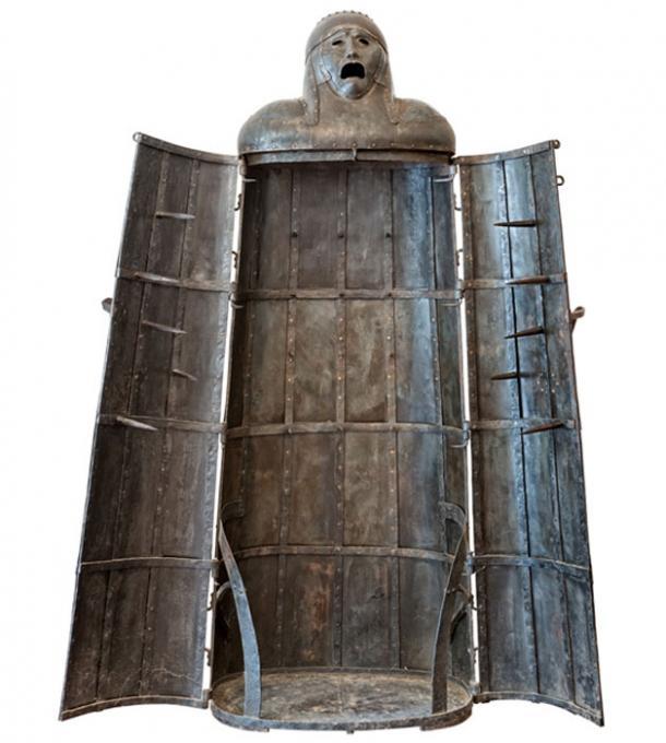 ¿La doncella de hierro fue un instrumento de tortura en la Edad Media?