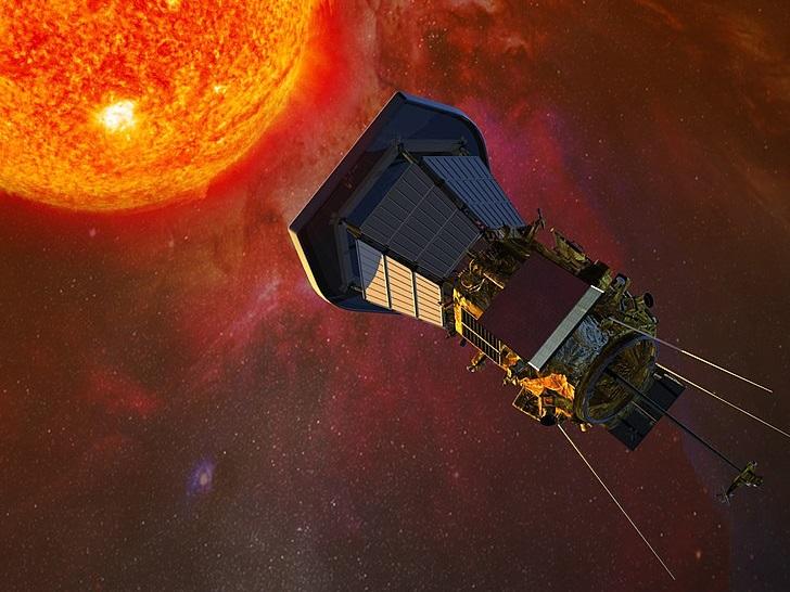 La sonda Parker de la NASA es ahora el objeto más rápido jamás construido por humanos