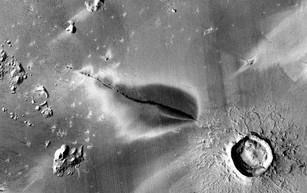 Los volcanes en Marte podrían estar activos, lo que aumenta las posibilidades de habitabilidad reciente