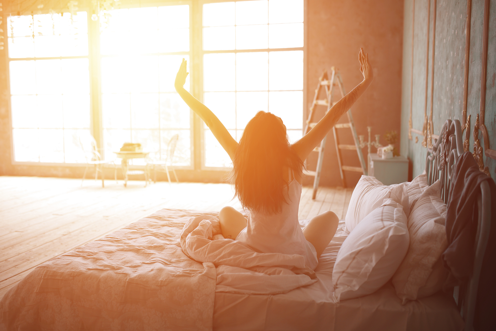 Con tan solo despertar una hora antes de lo habitual el riesgo de depresión se reduce en un 23%