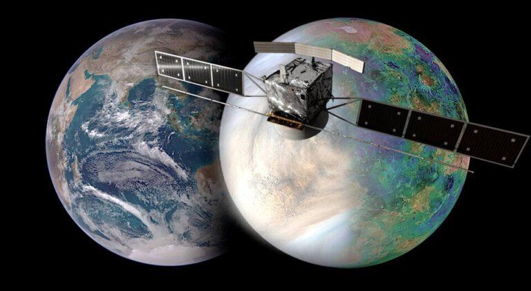 Al igual que la NASA, la ESA también lanzará una misión a Venus