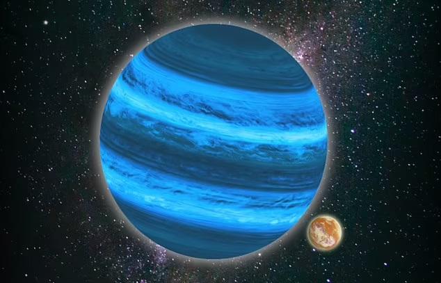 Los exoplanetas errantes podrían tener lunas con las condiciones necesarias para el surgimiento de la vida