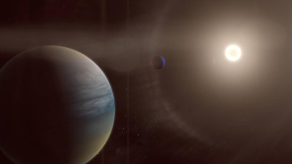 Científicos ciudadanos descubren dos exoplanetas alrededor de una estrella lejana similar al Sol