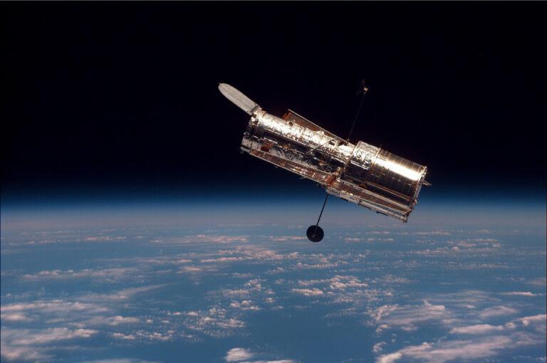 La NASA finalmente arregló al histórico telescopio Hubble