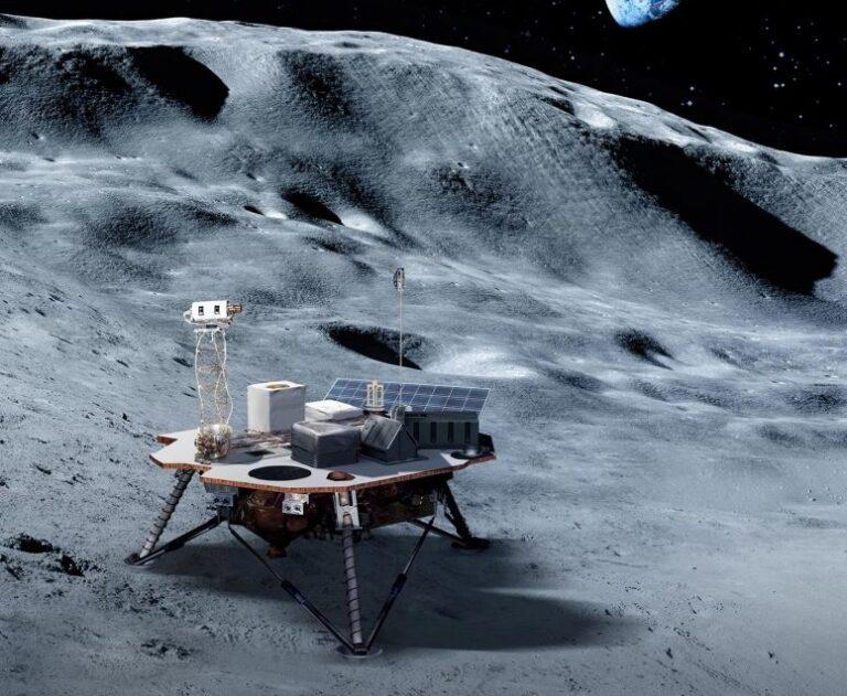 La NASA selecciona las cargas científicas que estudiarán el lado alejado de la Luna