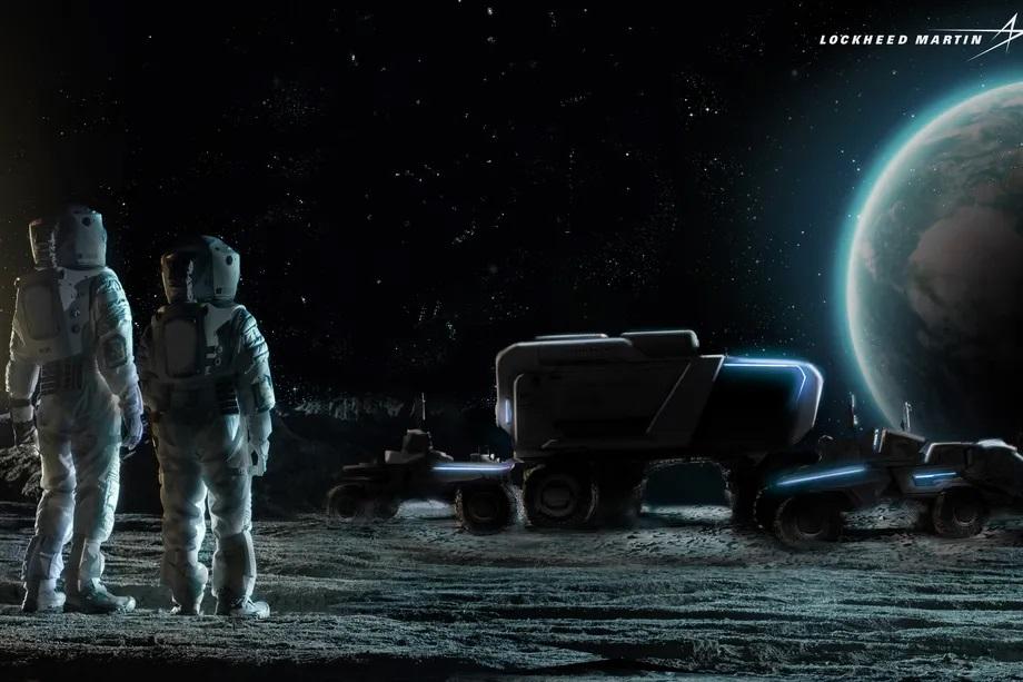 Lockheed Martin y General Motors fabricarán los rovers lunares que usará la NASA
