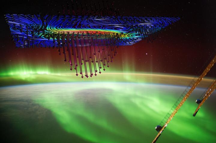 Físicos replican las enigmáticas ondas que causan las auroras polares