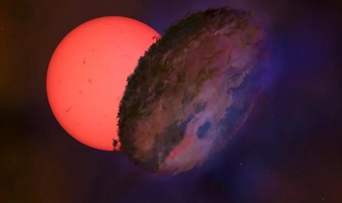 Astrónomos descubren un gigantesco objeto misterioso cerca del centro de la Vía Láctea