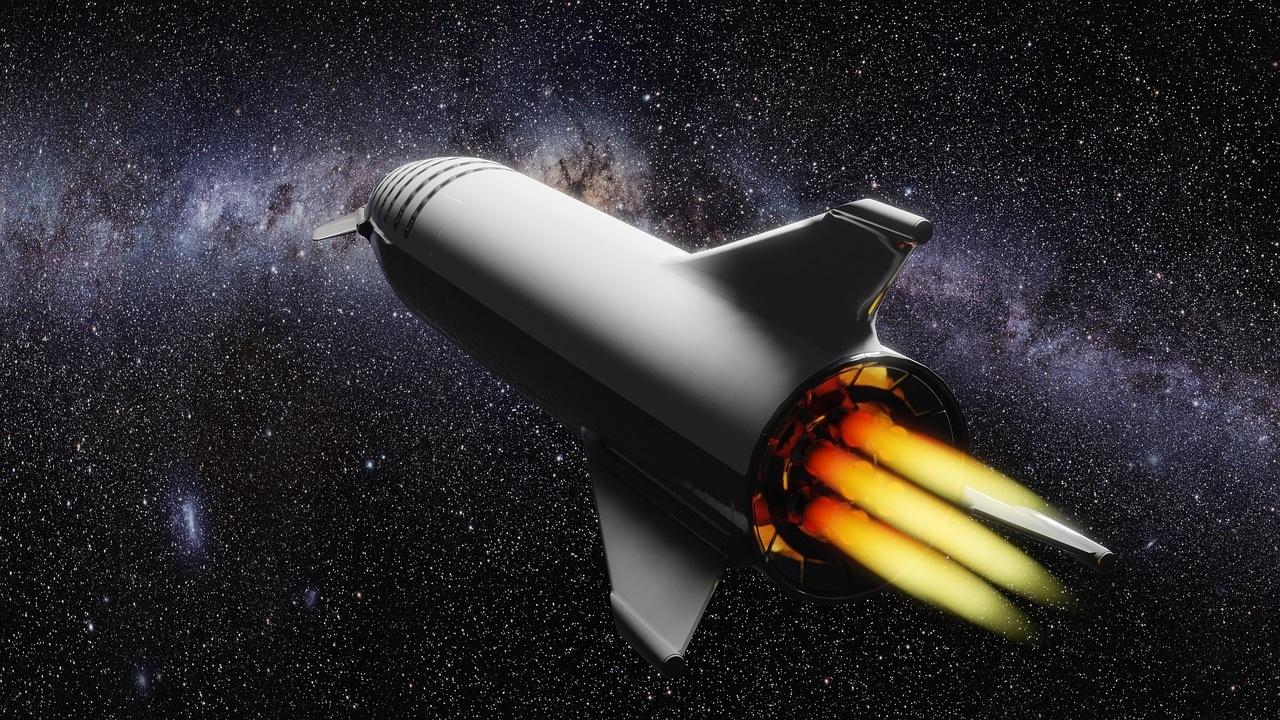 El supercohete Starship de SpaceX sería lanzado a órbita por primera vez este mes
