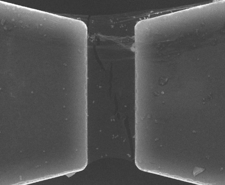 Este material bidimensional está demostrando ser mucho más resistente que el grafeno