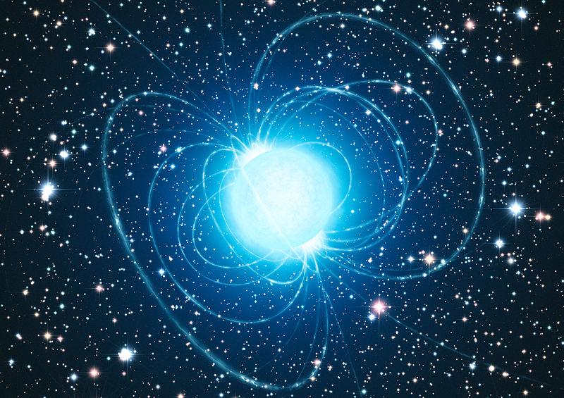 Astrónomos detectan candidato a un nuevo y esquivo magnetar