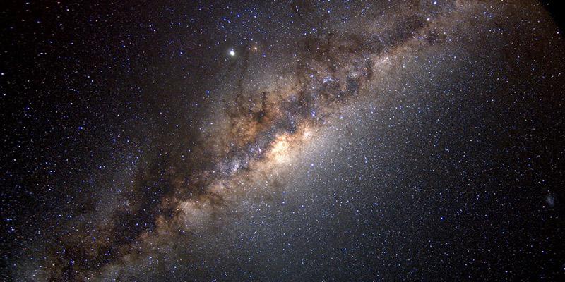 El Universo sí tiene un color promedio