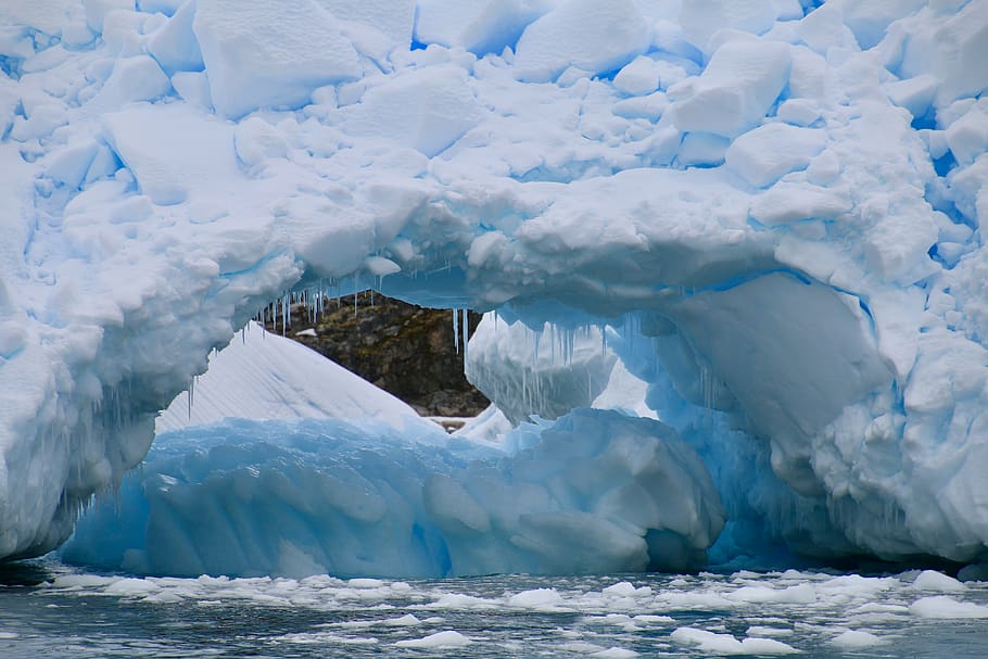 ONU confirma un nuevo récord de calor de la Antártida: 18.3 grados Celsius
