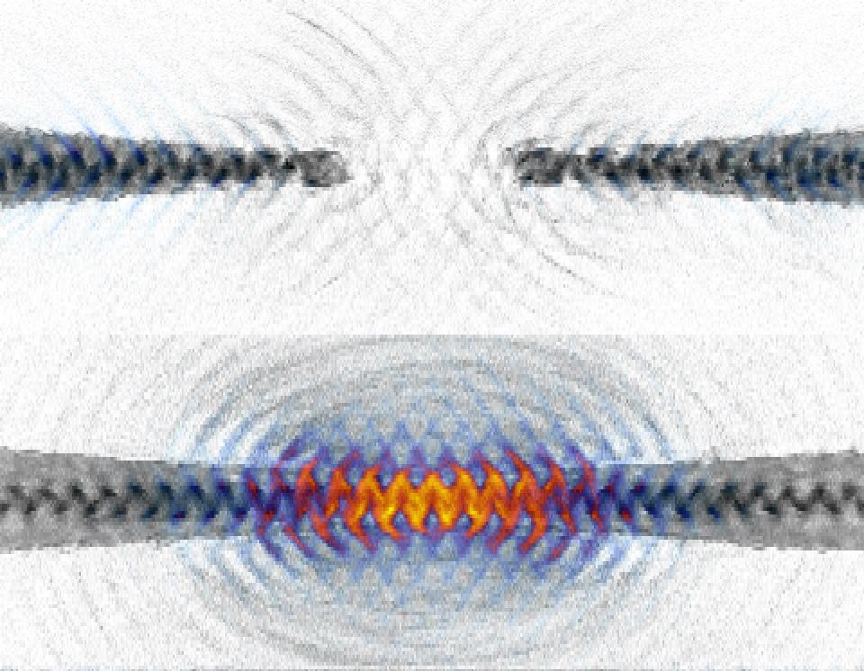 Físicos descubren cómo crear antimateria a partir de la luz
