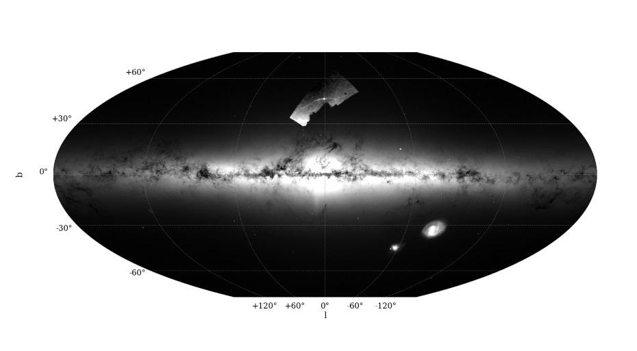 Astrónomos detectan un cúmulo de agujeros negros atravesando nuestra galaxia