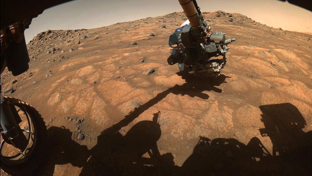 El rover Perseverance de la NASA da inicio a su primera misión científica