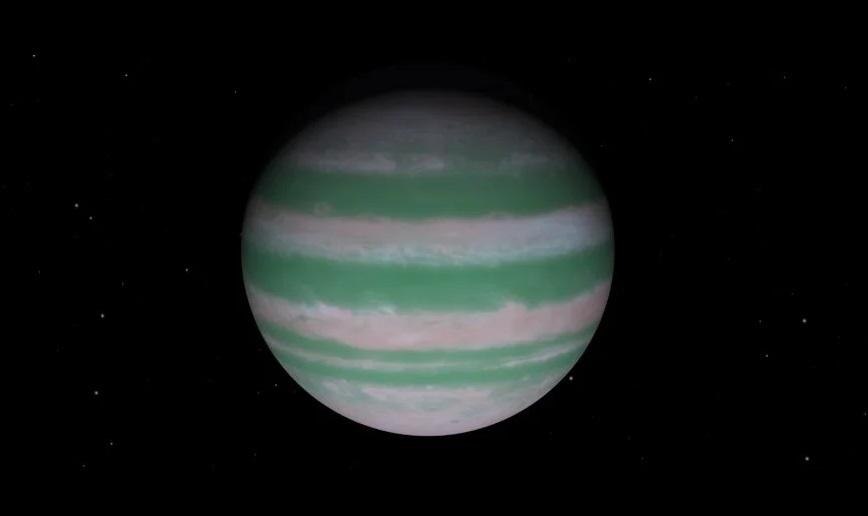 Astrónomos detectan isótopos en la atmósfera de un exoplaneta por primera vez