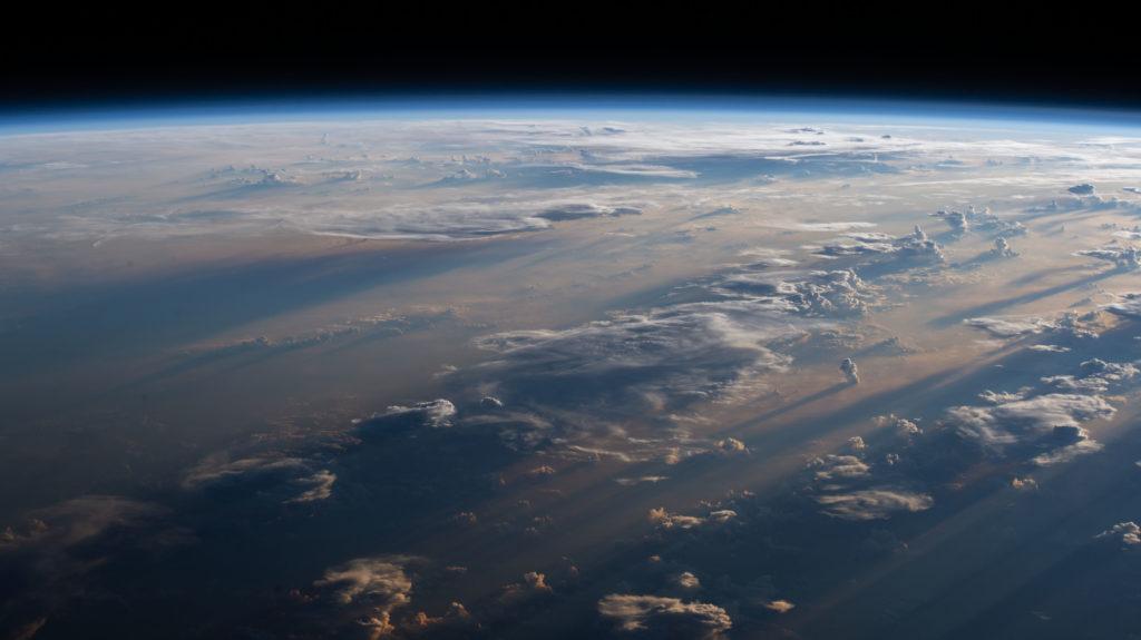 La atmósfera de la Tierra está almacenando energía dos veces más rápido