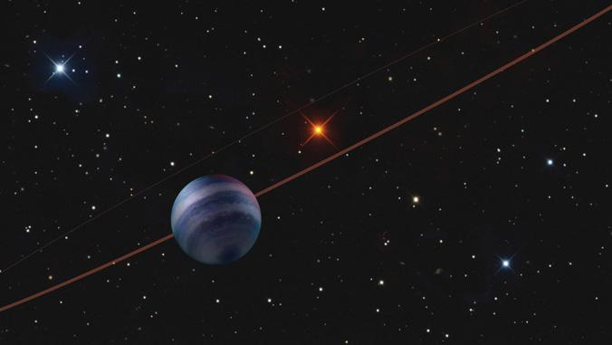 Este exoplaneta es el más cercano jamás observado directamente