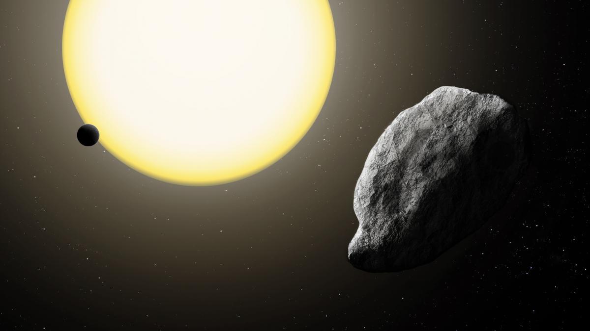 2021 PH27, el asteroide más cercano al Sol que el propio Mercurio