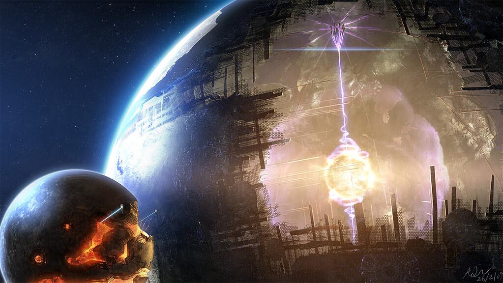 Una civilización alienígena avanzada extraería su energía de un agujero negro, sugiere estudio