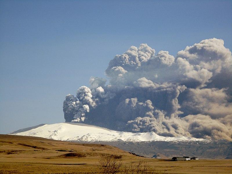 No necesitamos una erupción volcánica gigantesca para desencadenar una catástrofe global