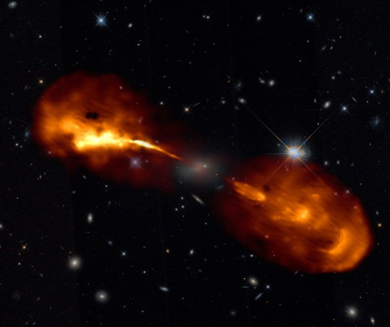 Gigantesco estudio revela impresionantes imágenes de varias galaxias distantes